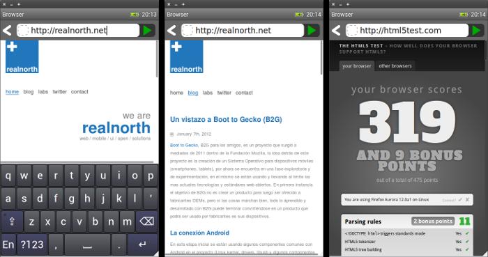B2G Browser