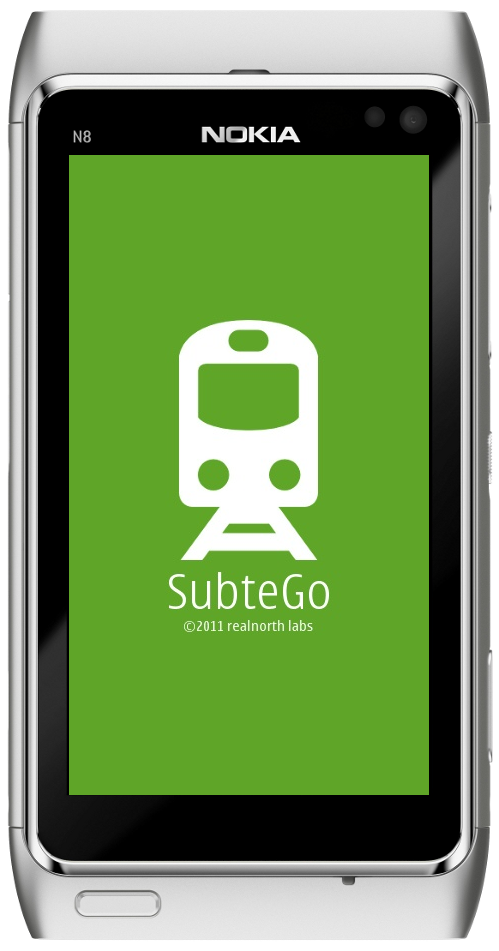 SubteGo on Nokia N8